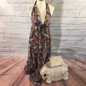 Lil Anthropologie maxi Dress